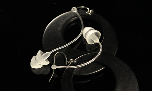 EarAngels - Ear Plugs that Attach to Your Earrings